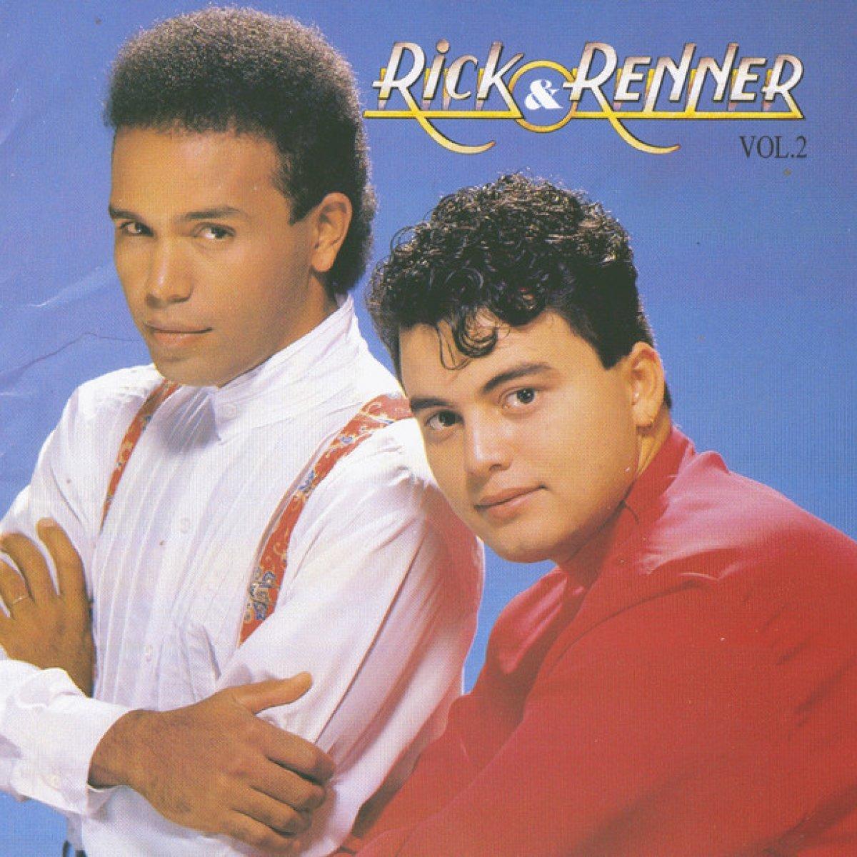 Rick e Renner - Volume 2 - Rick e Renner