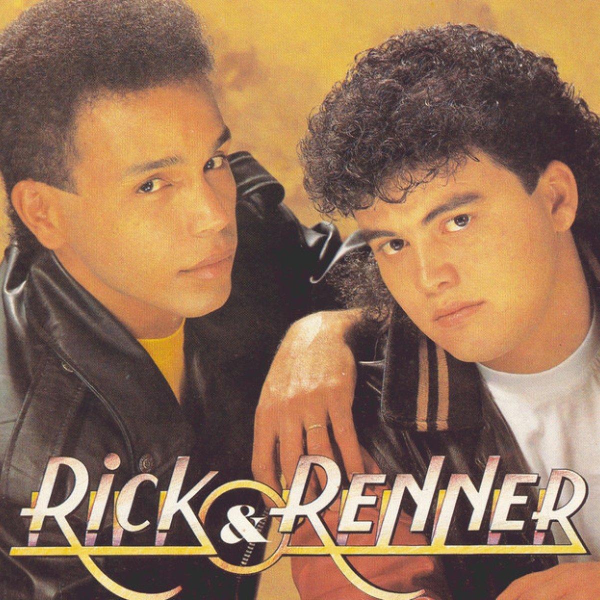 Rick e Renner - Volume 1 - Rick e Renner