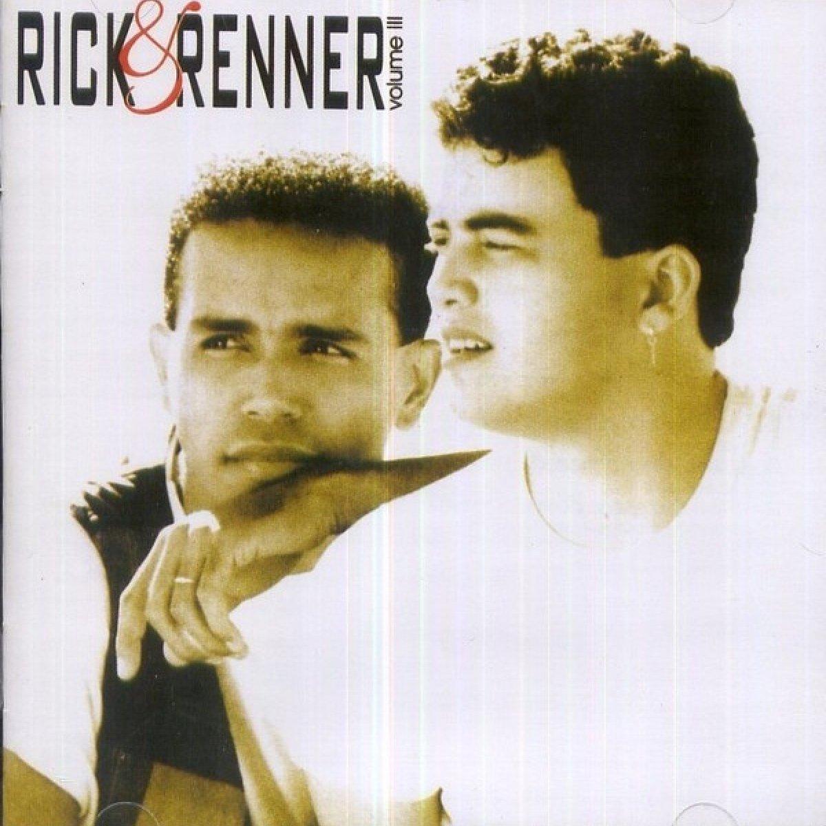 Rick e Renner - Volume 3 - Rick e Renner